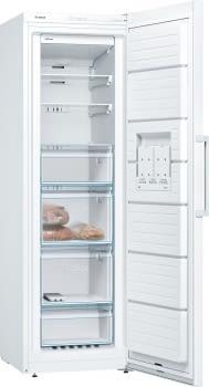 Congelador Vertical Bosch GSN36VW3P Blanco de 186 x 60 cm No Frost A++   Serie 4 - 2