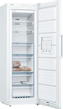Congelador Vertical Bosch GSN33VW3P Blanco de 176 x 60 cm No Frost A++ | Serie 4 - 2