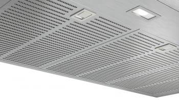 Campana decorativa de pared Bosch DWB97IM50 en Acero inoxidable de 90 cm a 710 m³/h | Clase B | Serie 4 - 4