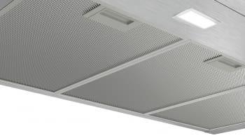 Campana decorativa de pared Bosch DWB66BC50 | Acero inoxidable | 60 cm | 621 m³/h | Clase B | Serie 2 | Stock - 4