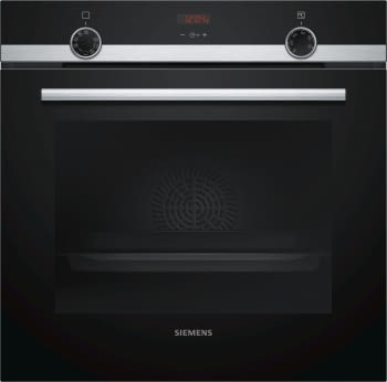 Horno Siemens HB514AER0 Inoxidable de 60 cm | perfectCooking 3D | Clase A | iQ300