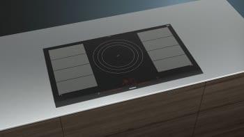 Placa de Inducción Siemens EX975LVV1E Flexible de 90 cm | Control aceite fryingSensor | Función powerMove | Control lightSlider | WiFi Home Connect - 3