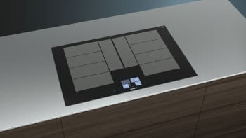 Siemens EX875KYW1E Placa Inducción 80cm | 2 Zonas Flexinducción | Home Connect | Promocionada - 3