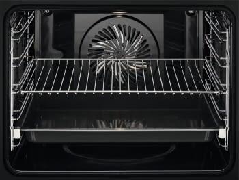 Horno AEG BEK435120W Blanco, de 71 L, con tecnología SurroundCook y limpieza AquaClean | Clase A+ - 3