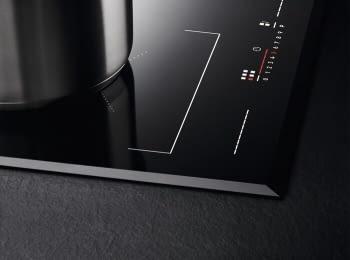 Placa de Inducción AEG IKE85651FB de 80 cm, 5 zonas de cocción Flexibles, con tecnología PowerBoost y conexión Hob2Hood - 4