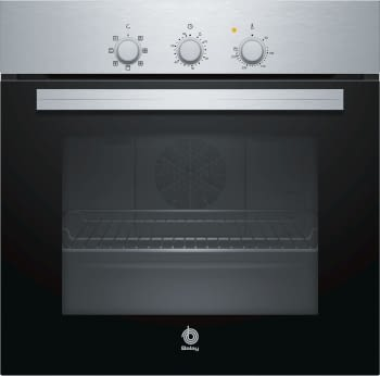 BALAY 3HB2010X0 HORNO INOX MULTIFUNCION ABATIBLE SERIE CRISTAL | STOCK