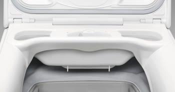 Lavadora de Carga Superior Zanussi ZWQ71235SI Libre Blanco de 7 kg a 1200 rpm Clase A+++ - 3