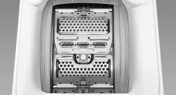 Lavadora de Carga Superior Zanussi ZWQ71235SI Libre Blanco de 7 kg a 1200 rpm Clase A+++ - 4