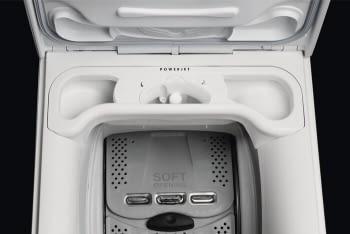 Lavadora de Carga Superior Zanussi ZWQ71235SI Libre Blanco de 7 kg a 1200 rpm Clase A+++ - 5