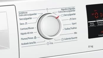 Secadora Bosch WTG87249ES Bomba Calor Bajo Consumo A++ Promocionada | - 4