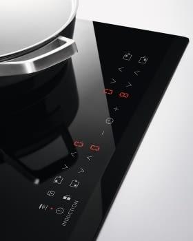 Placa de Inducción Electrolux LIT6043 | 60 cm | 4 Zonas - Máx. 21 cm | Hob2Hood Vinculación Campana |  Temporizador Independiente en cada Zona - 6