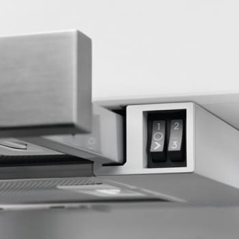 Campana Extraíble Electrolux LFP316S Integrable Inox de 60 cm con 3 niveles de potencia máx 360 m³/h Clase C - 2