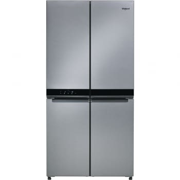 WHIRLPOOL WQ9 E1L SIDE BY SIDE 4 PUERTAS INOX NO FROST CLASE F
