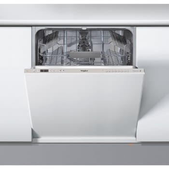 WHIRLPOOL WIC 3C24 PS E LAVAVAJILLAS INTEGRABLE 14 SERVICIOS 44dB A++