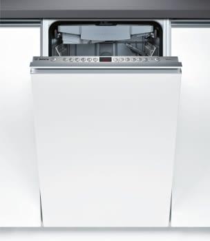Lavavajillas Bosch SPV46FX00E Integrable de 45 cm para 10 servicios | Motor EcoSilence Clase A++ | Serie 4