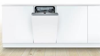 Lavavajillas Bosch SPV46FX00E Integrable de 45 cm para 10 servicios | Motor EcoSilence Clase A++ | Serie 4 - 2