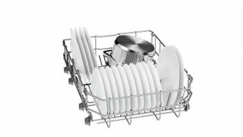 Lavavajillas Bosch SPV46FX00E Integrable de 45 cm para 10 servicios | Motor EcoSilence Clase A++ | Serie 4 - 5