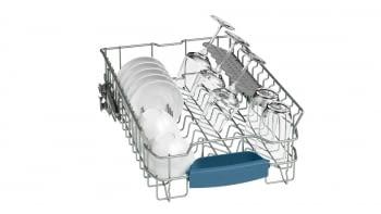 Lavavajillas Bosch SPV46FX00E Integrable de 45 cm para 10 servicios | Motor EcoSilence Clase A++ | Serie 4 - 6