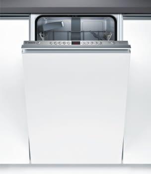 Lavavajillas Bosch SPV45IX05E Integrable de 45 cm para 9 servicios | Motor EcoSilence Clase A++ | Serie 4
