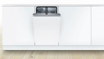 Lavavajillas Bosch SPV45IX05E Integrable de 45 cm para 9 servicios | Motor EcoSilence Clase A++ | Serie 4 - 2
