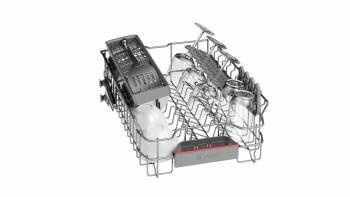 Lavavajillas Bosch SPV45IX05E Integrable de 45 cm para 9 servicios | Motor EcoSilence Clase A++ | Serie 4 - 6