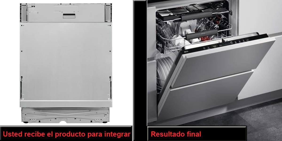 producto integrable vs producto final integrado