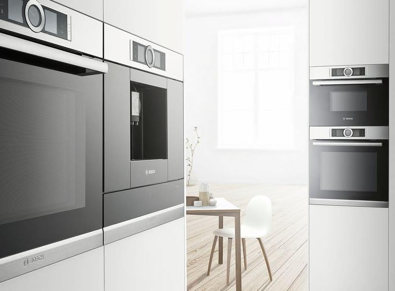 Ejemplo combinación electrodomésticos Bosch
