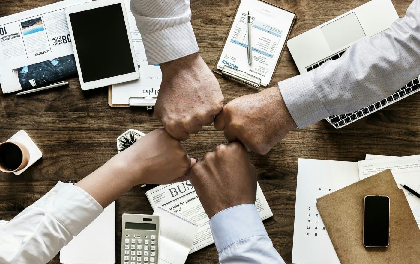 Organización en equipo