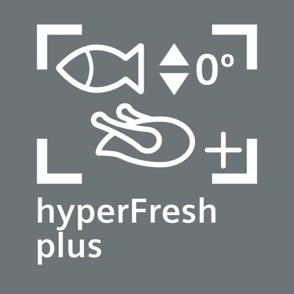 Cajón hyperFresh Plus 0ºC
