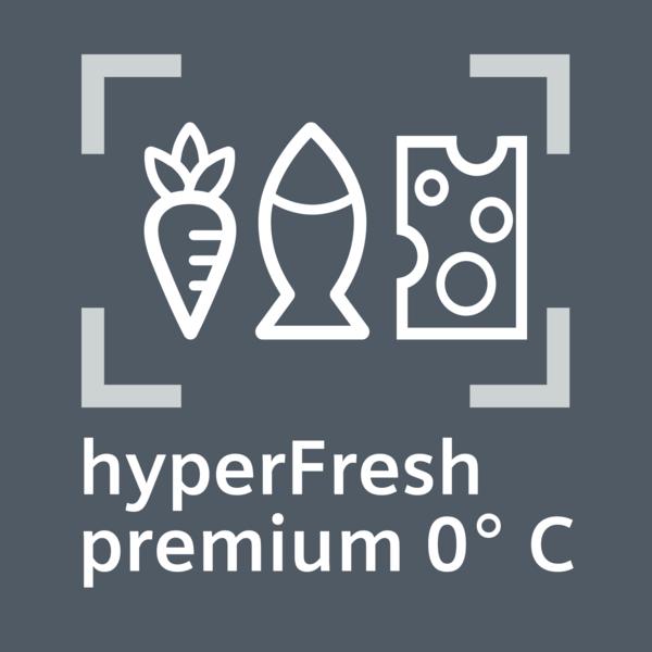 Cajón hyperFresh Premium