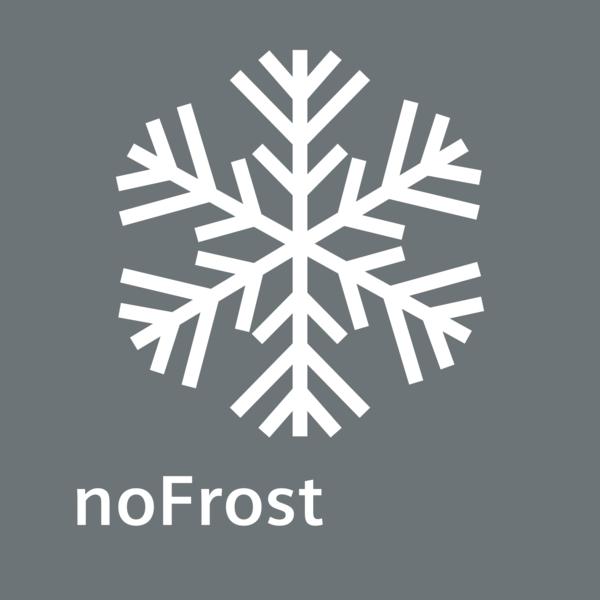 Tecnología anti escarcha noFrost
