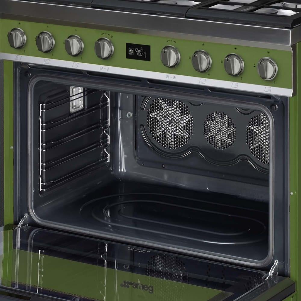 Cocina Smeg diseño portofino