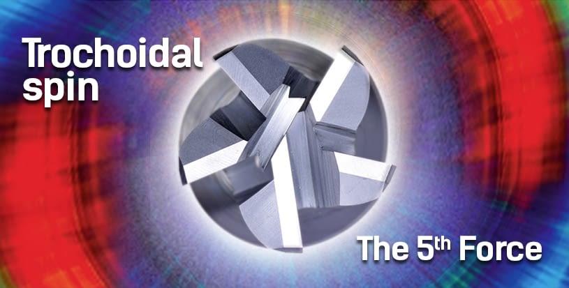 Mecanizado Trocoidal - LA 5TA FUERZA