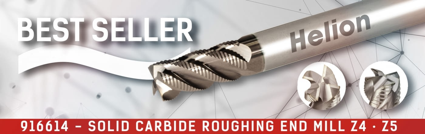 BESTSELLER - Roughing end mill 916614