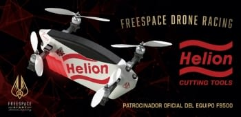 Alianza Helion Tools – Freespace Drone Racing