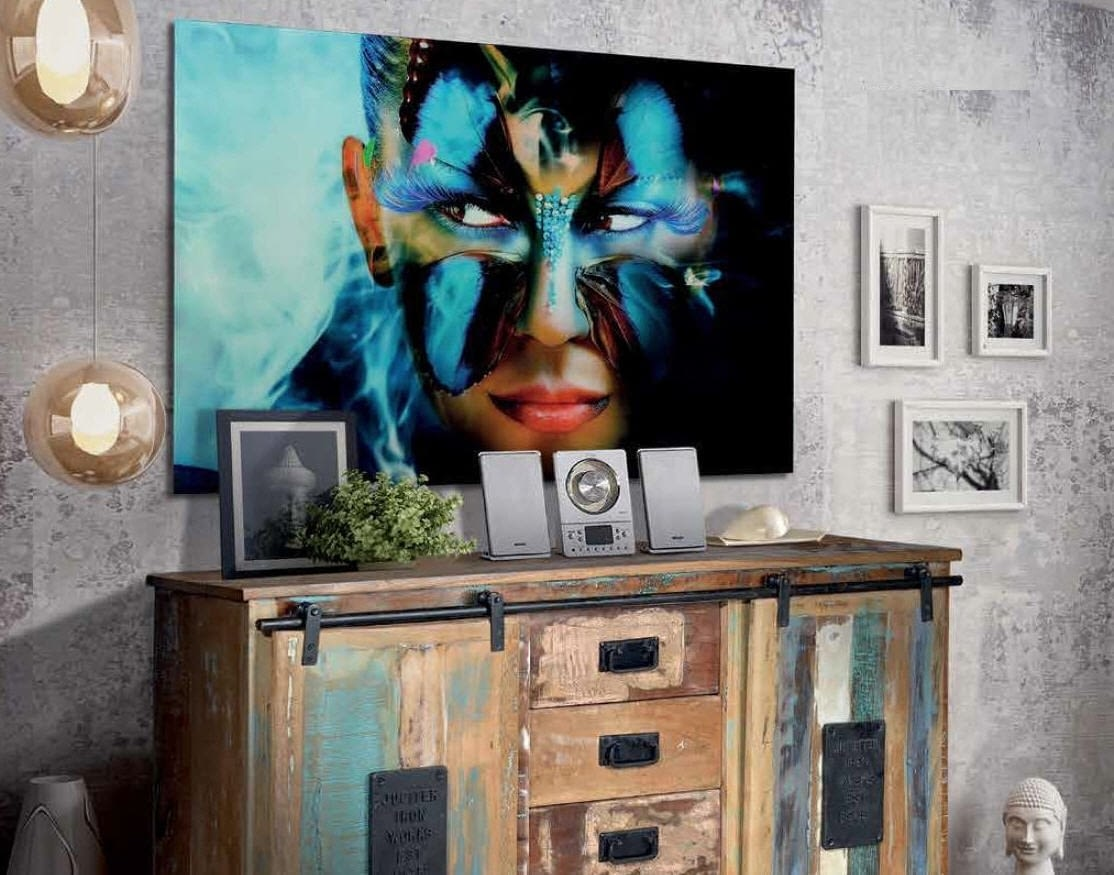 Cuadros digitales: una decoración diferente para tu hogar o comercio