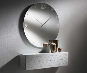Elegancia en los relojes de pared y sobremesa
