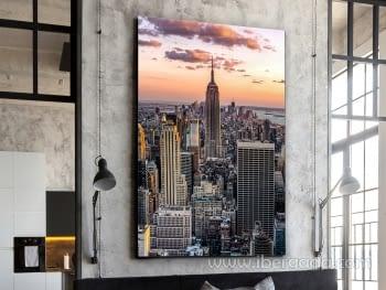 Fotografía  The Empire State (100x150)