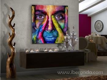 Fotografía  Colores (100x100) - 1