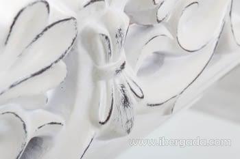 Espejo Barroco Vestidor Blanco (190x101) - 1