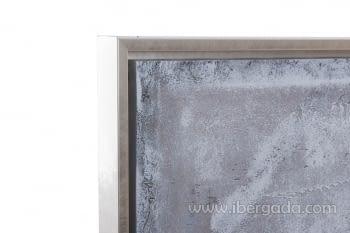 Cuadro Abstracto Vertical Oro (125x95) - 1