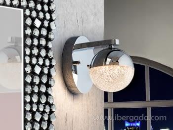 Aplique Sphere 1L Led (12x12)