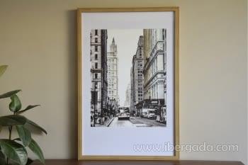 Cuadro Fotografía Ciudad 03 (90x60)