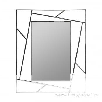 Espejo Manhattan Inoxidable (120x100)