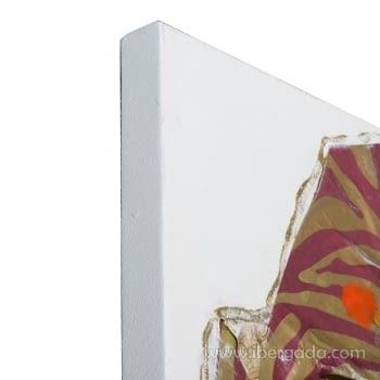 Cuadro Pintura Africana II (100x100) - 5
