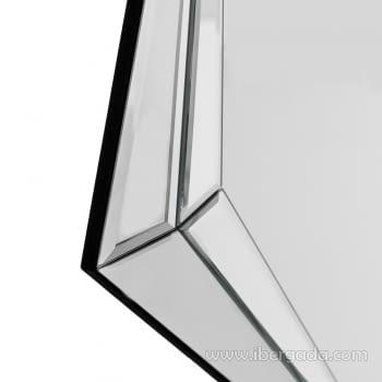 Espejo Cristal Octogonal (76x76) - 2