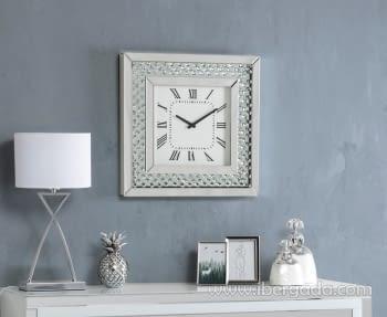 Reloj de Pared Cristal (51x51)