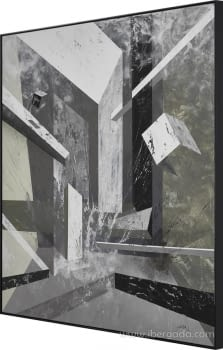 Cuadro Narval (150x150) - 2