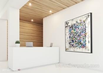 Cuadro Casiopea (150x150) - 1