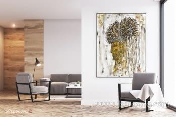 Cuadro Awan (170x130) - 1